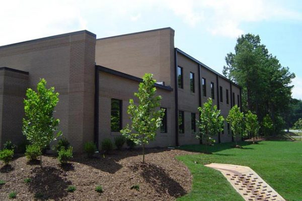 Baldor Test Lab Expansion