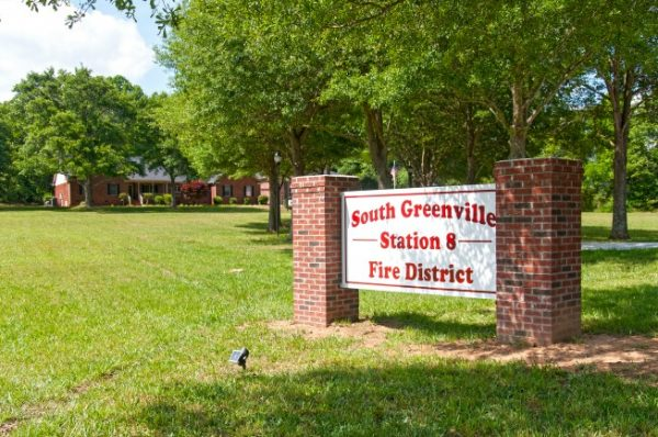 South Greenville Fire Station New Substation