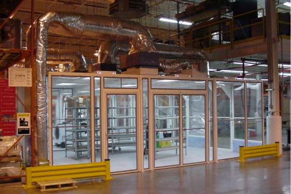 Cryovac Clean Rooms